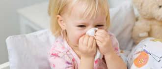 Симптомы и лечение хронического ринита у ребенка