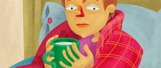 Ринит у детей: симптомы и лечение насморка